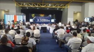 En junio de 2015, el gobierno del presidente Varela aval'0 el Proyecto Colón-Puerto Libre. (Foto: Delfia Cortez / Telemetro).