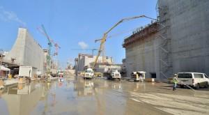 El proyecto del Tercer Juego de Esclusas. (Foto ACP).