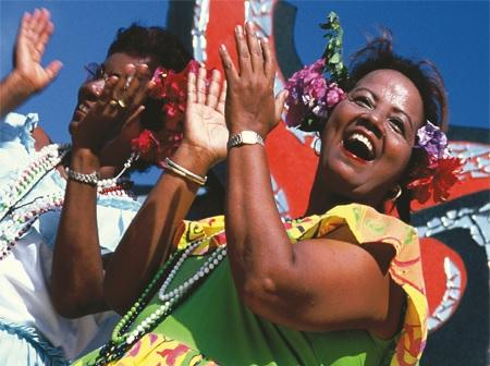 Sin títuLos panameños somos alegres, gozadores y muy auténticos.l