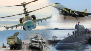 Rusia moderniza su armamento