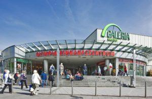 Centro comercial Olympia-Einkaufszentrum