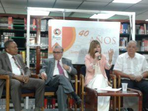 """Panel Bayano 40 aniversario """"Coyuntura política-mediática global: la experiencia suramericana y el papel de los medios alternativos"""""""