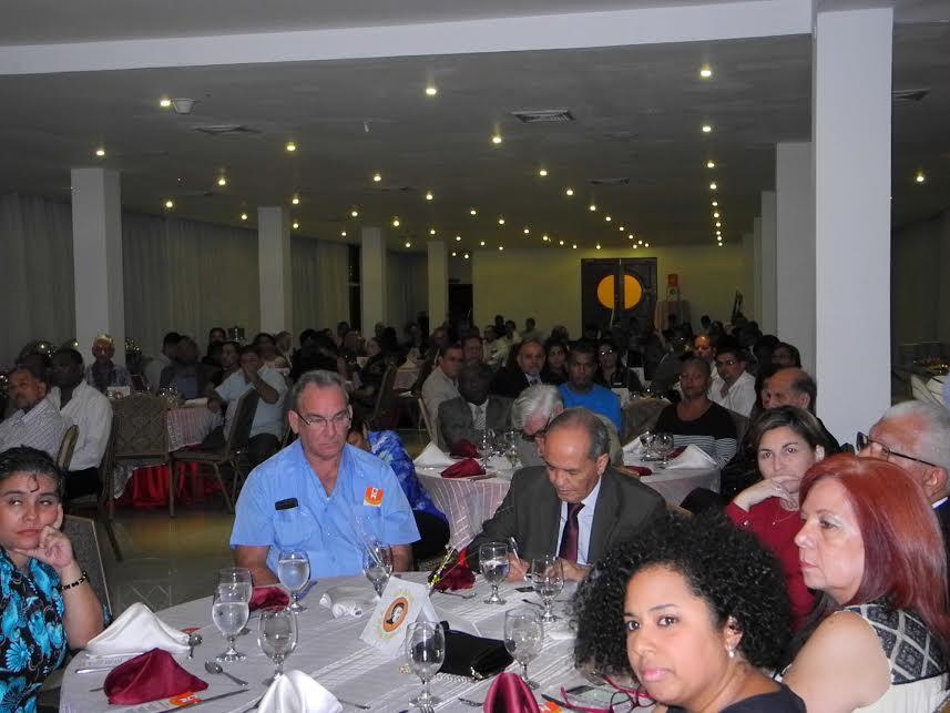 Cena conmemorativa 40 aniversario de Bayano (Foto Bayano)