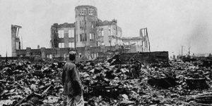 Estados Unidos redujo a escombros a las ciudades de Hiroshima y Nagasaki.