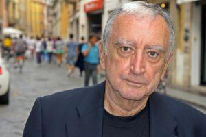 Escritor Rafael Chirbes.