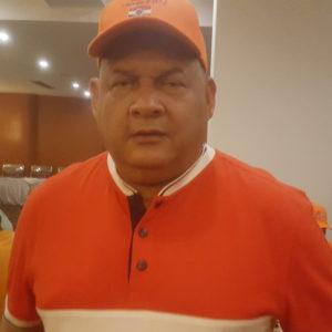 Binicio Robinso, Presidente del PRD ofrece entrecita a Bayano digital.