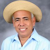 Mario Dominguez, reconocido dirigente de los productores agropecuarios. Candidato a la 2da. Vicepresidencia del CEN