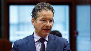 El ministro de Finanzas de Países Bajos, Jeroen Dijsselbloem. (Foto: Francois Lenoir / Reuters).