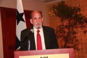 Cesar Robles Castillero. Secretario de la Alianza Estratégica Nacional