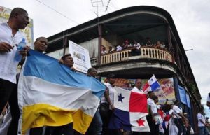 La capacidad de resistencia histórica del pueblo de Colón fue puesta a prueba en el 2012.