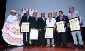 Ganadores del Miró en 2015. (Foto: Aris Martínez | La Estrella de Panamá).