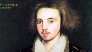 Christopher Marlowe.
