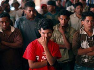 Jóvenes latinoamericanos candidatos a la deportación en EEUU.