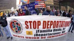 Según medios de comunicación estadounidenses, la Oficina de Migración de Estados Unidos efectuaría redadas dirigidas a cientos de familias. (Foto: EFE).